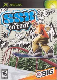Caratula de SSX On Tour para Xbox