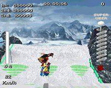 Pantallazo de SSX Out of Bounds para N-Gage