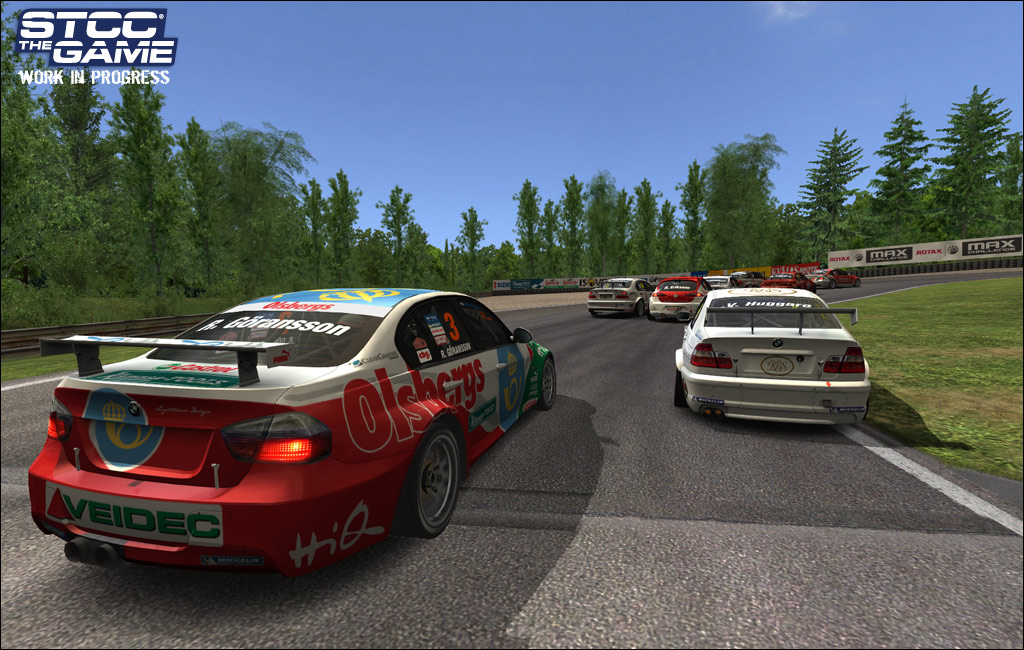 Pantallazo de STCC - The Game para PC
