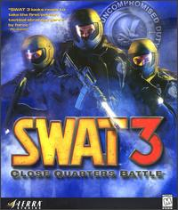 Caratula de SWAT 3: Close Quarters Battle para PC