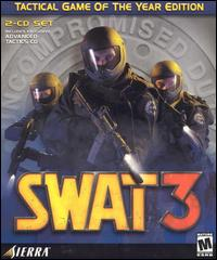 Caratula de SWAT 3: Tactical Game of the Year Edition para PC