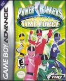 Carátula de Saban's Power Rangers Time Force