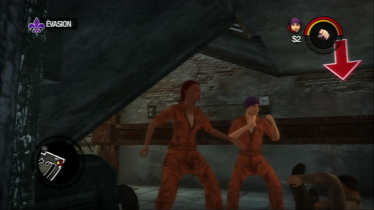 Pantallazo de Saints Row 2 para PlayStation 3