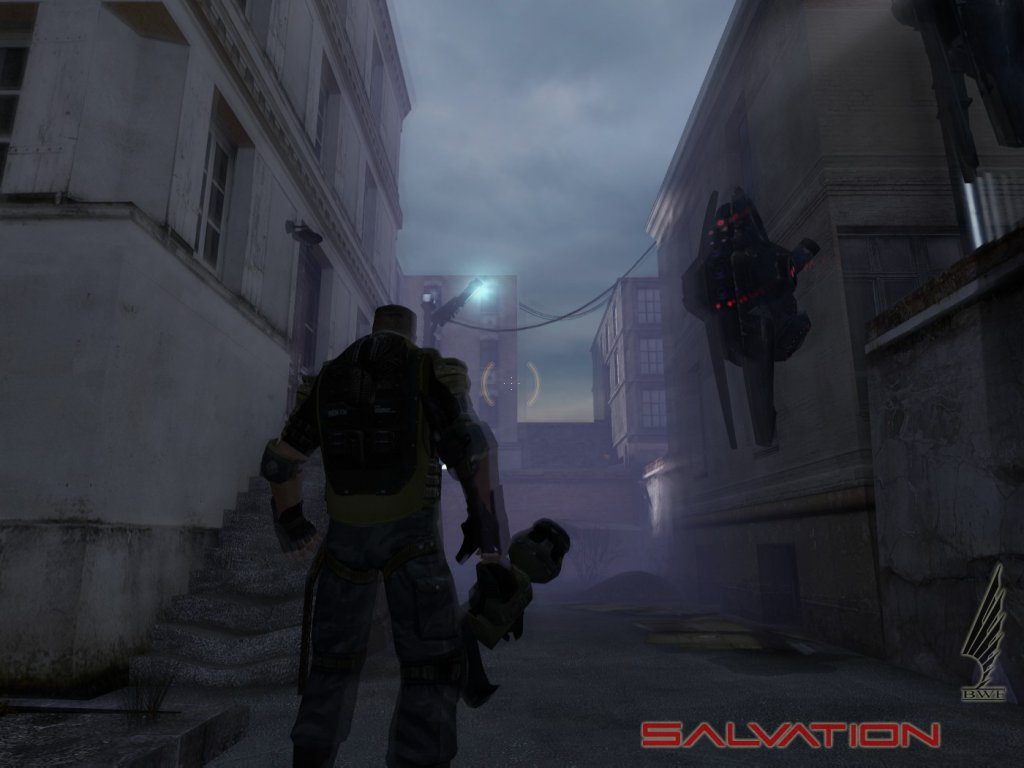 Pantallazo de Salvation para PC