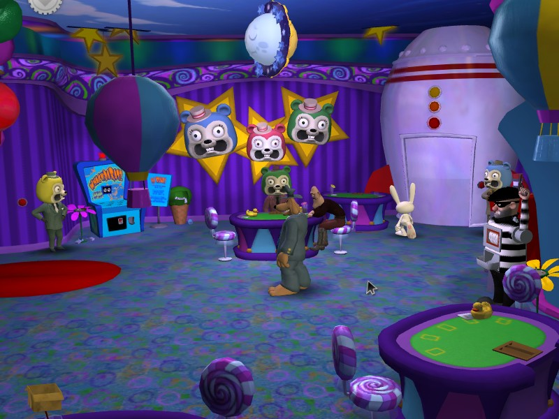 Pantallazo de Sam & Max: Season 1 para PC