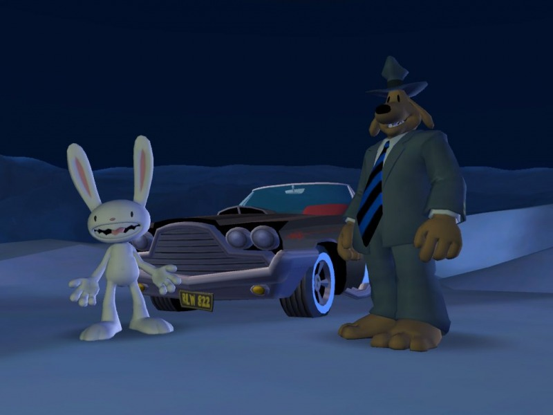 Pantallazo de Sam & Max: Season 2 para PC
