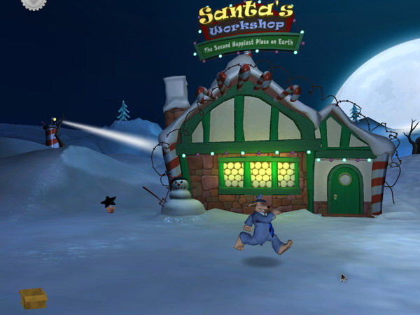 Pantallazo de Sam & Max Episode 201: Ice Station Santa para PC