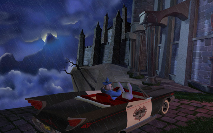 Pantallazo de Sam & Max Episode 203: Night of the Raving Dead para PC
