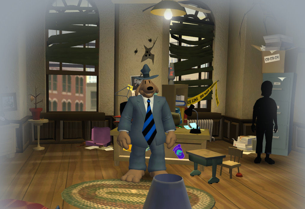 Pantallazo de Sam & Max Season 1 Episode 1 : Culture Shock para PC