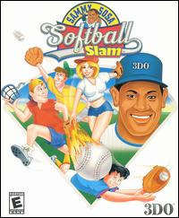 Caratula de Sammy Sosa Softball Slam para PC