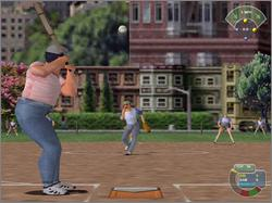 Pantallazo de Sammy Sosa Softball Slam para PC