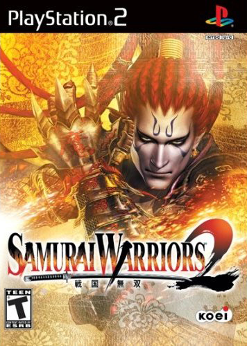 Caratula de Samurai Warriors 2: Xtreme Legends para PlayStation 2