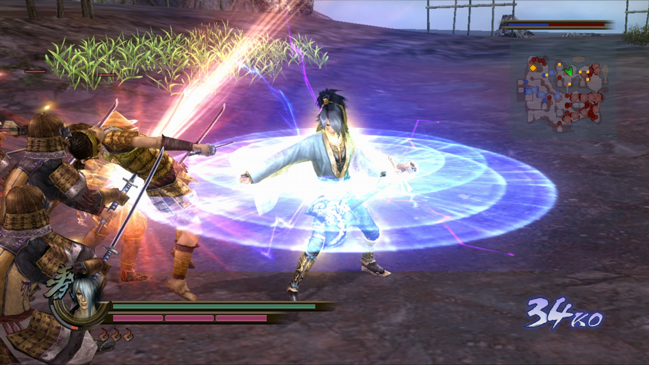 Pantallazo de Samurai Warriors 2: Xtreme Legends para Xbox 360