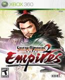 Caratula nº 108204 de Samurai Warriors 2 Empires (492 x 696)