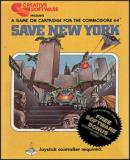 Caratula nº 13239 de Save New York (213 x 287)
