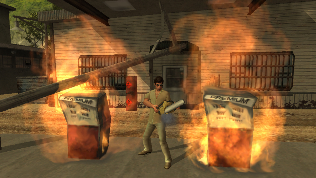 Pantallazo de Scarface: The World is Yours para Wii