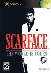 Caratula de Scarface: The World is Yours para Xbox