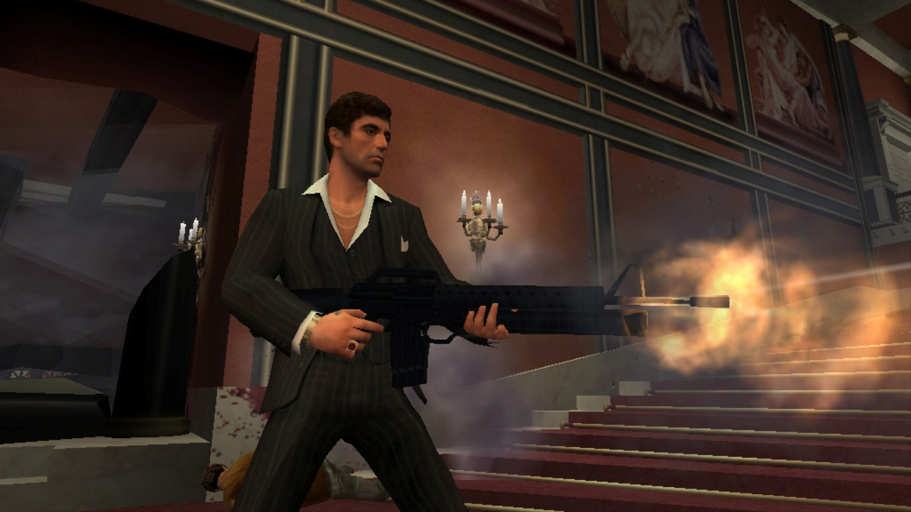 Pantallazo de Scarface: The World is Yours para Xbox