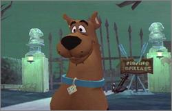 Pantallazo de Scooby Doo Night 100 Frights para PlayStation 2