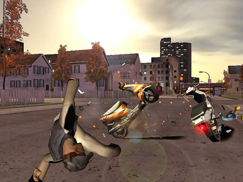 Pantallazo de Scooter War3z para PC