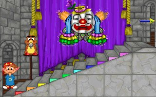 Pantallazo de Scooter's Magic Castle para PC