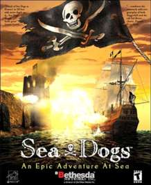 Caratula de Sea Dogs II para PC