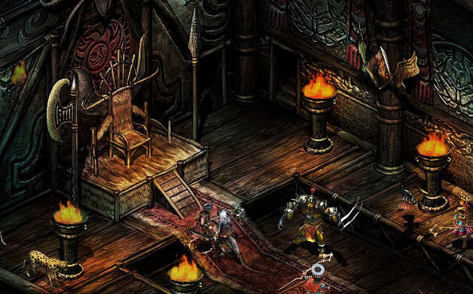 Pantallazo de Seal of Evil para PC