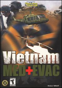 Caratula de Search & Rescue: Vietnam MED+EVAC para PC