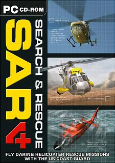 Caratula de Search and Rescue 4 para PC