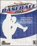 Caratula nº 59229 de Season Ticket Baseball 2003 (200 x 281)