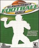 Caratula nº 59232 de Season Ticket Football 2003 (200 x 288)