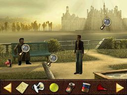 Pantallazo de Secret Files 2: Puritas Cordis para Nintendo DS