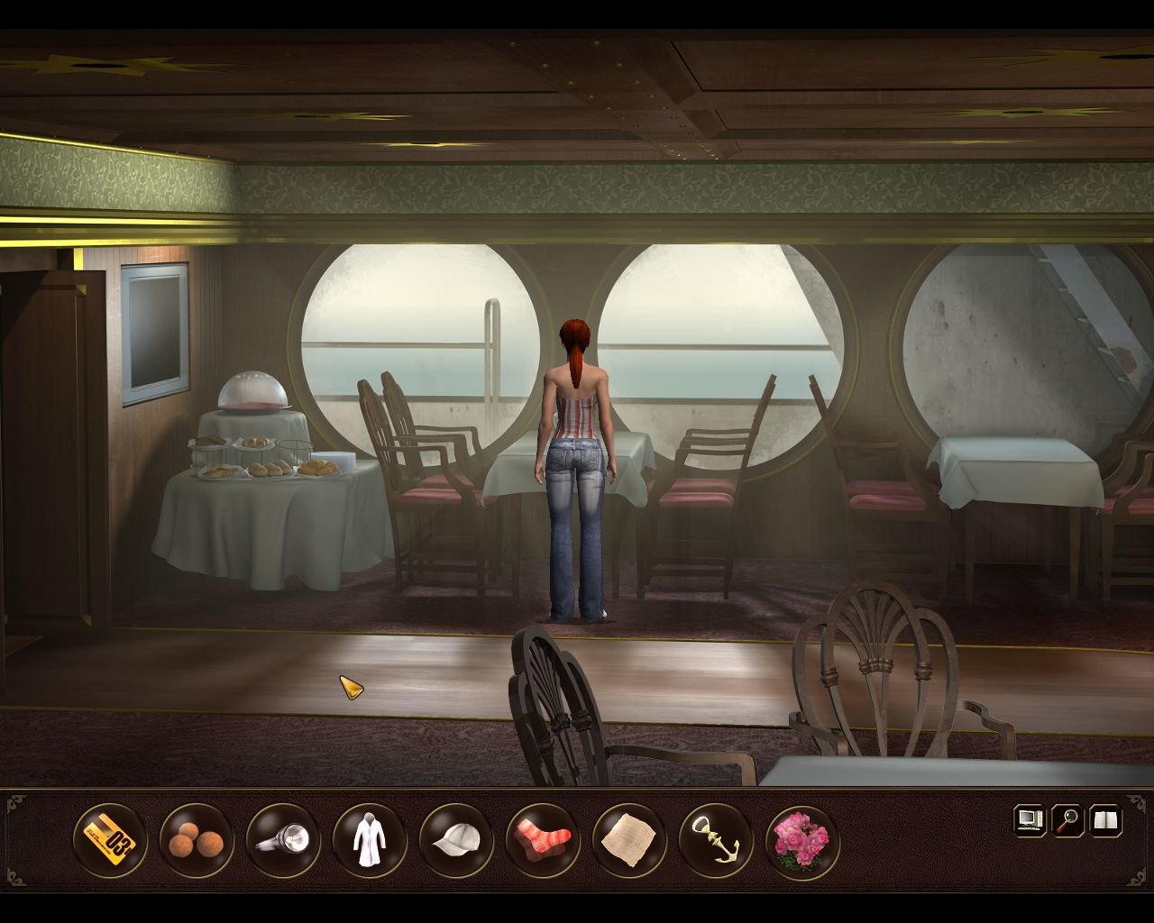 Pantallazo de Secret Files 2: Puritas Cordis para PC