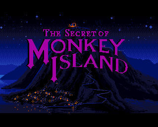 Pantallazo de Secret Of Monkey Island, The para Amiga