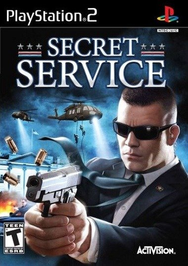 Caratula de Secret Service (2008) para PlayStation 2