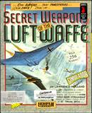 Caratula nº 249137 de Secret Weapons of the Luftwaffe [3.5
