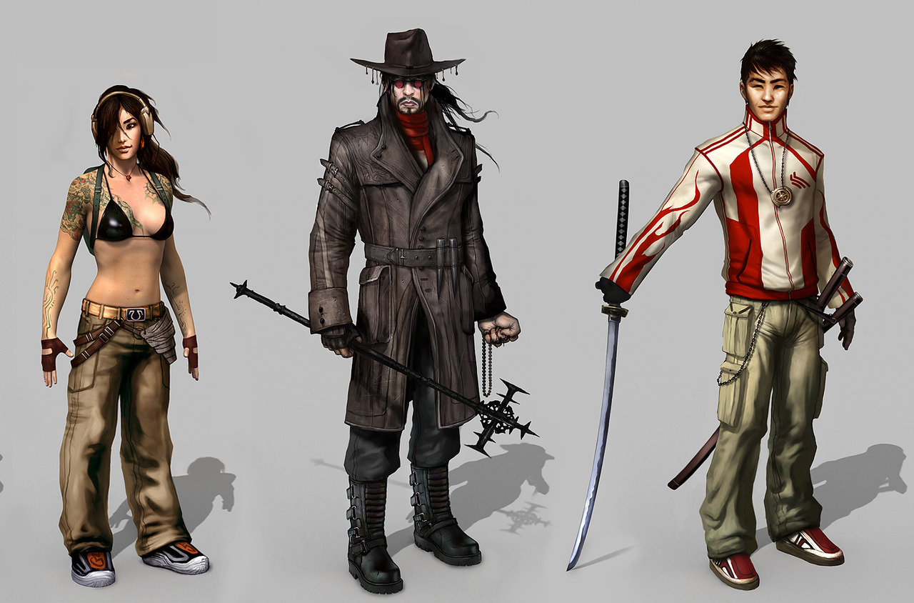 Pantallazo de Secret World, The para PC