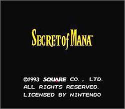 Pantallazo de Secret of Mana para Super Nintendo
