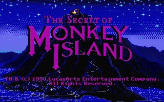 Pantallazo de Secret of Monkey Island, The para Atari ST