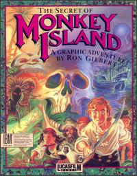 Caratula de Secret of Monkey Island [3.5