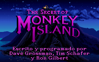 Pantallazo de Secret of Monkey Island [3.5