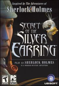 Caratula de Secret of the Silver Earring para PC