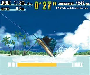 Pantallazo de Sega Bass Fishing Double Pack para PC