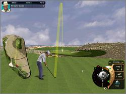 Pantallazo de Senior PGA Tour Golf para PC