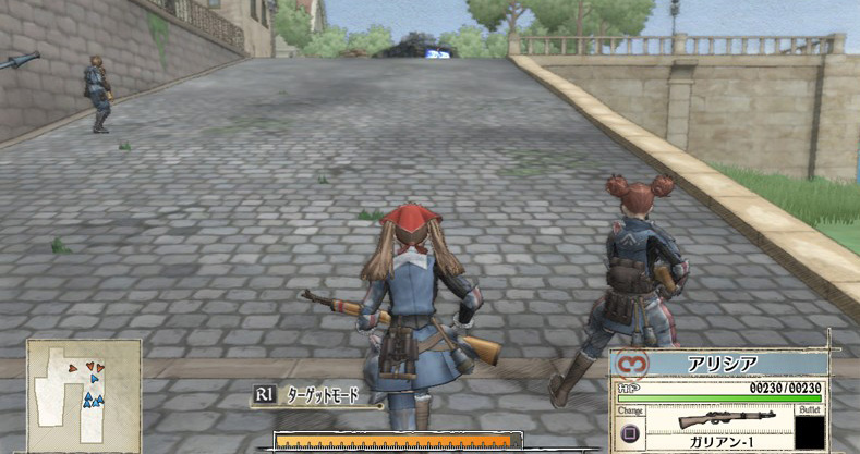Pantallazo de Senjô no Valkyria Gallian Chronicles (Japonés) para PlayStation 3