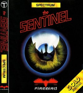 Caratula de Sentinel, The para Spectrum