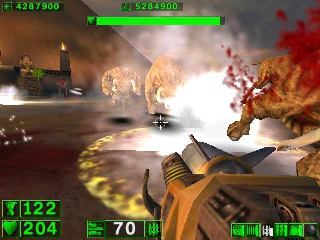 Pantallazo de Serious Sam: The First Encounter -- Special Edition para PC