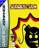 Caratula nº 26650 de Serious Sam Advance (500 x 500)