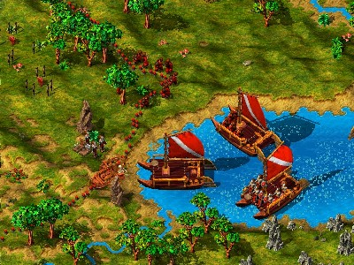 Pantallazo de Settlers III, The para PC