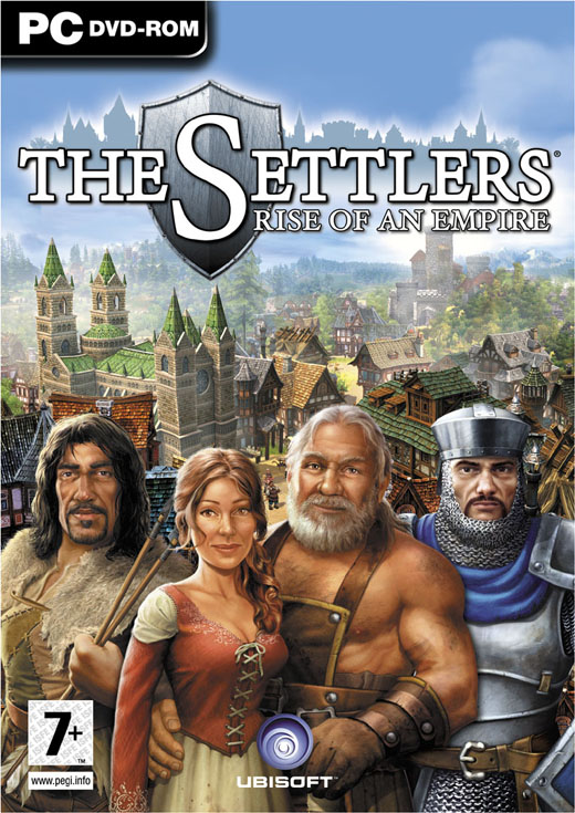 Caratula de Settlers VI, The para PC